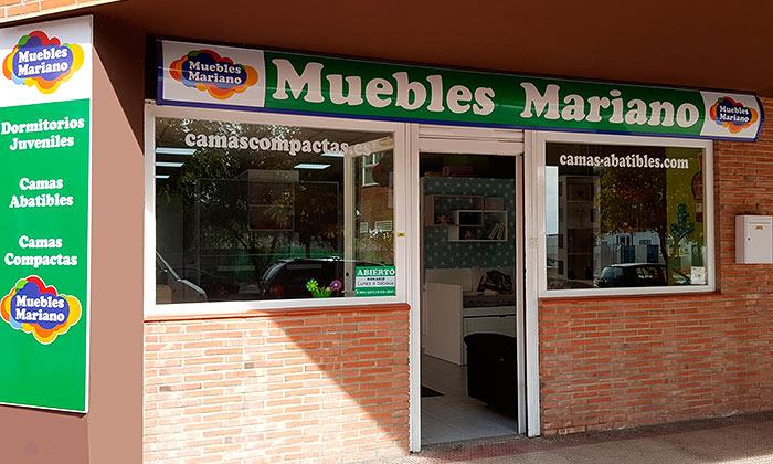 Muebles Mariano - Nuestra tienda