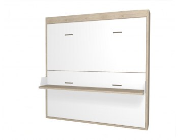 litera abatible horizontal con escritorio incorporado