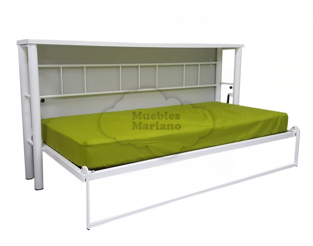 Cama abatible horizontal - Cama plegable alcampo ...